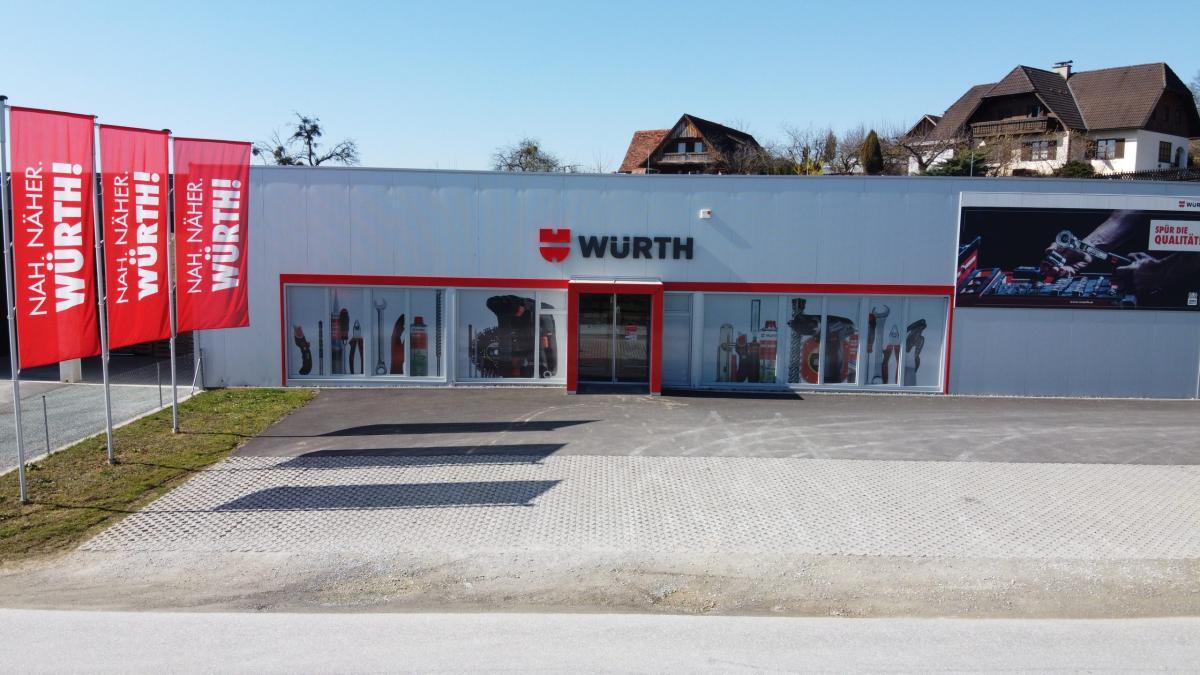 Photovoltaik Würth 2020