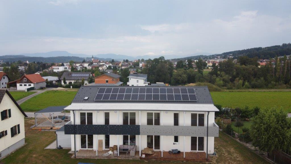 Photovoltaik Wilfersdorf